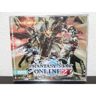 未開封品 ファンタシースターオンライン2 オリジナルサウンドトラック Vol.3(ゲーム音楽)