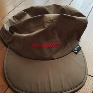 マムート(Mammut)のマムート 防水キャップ  ゴアテックス(登山用品)