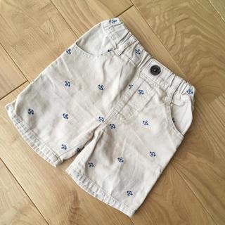 ムージョンジョン(mou jon jon)のショートパンツ サイズ80 ムージョンジョン(パンツ)