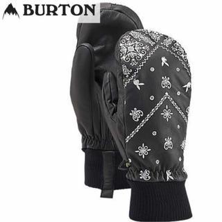 BURTON - 新品未使用!BURTON グローブ PLAYBOY コラボ ミトン サイズL