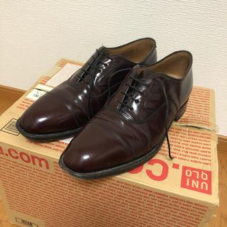 リーガル(REGAL)のジョンストンアンドマーフィー 革靴 ワインレッド(ドレス/ビジネス)