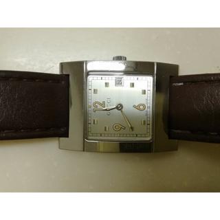 f3b26e246d グッチ(Gucci)のハワイDFS購入 グッチ クオーツ時計7700L 電池新品 まず美