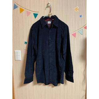 ユニクロ(UNIQLO)のUNIQLO☆コーデュロイシャツ☆men's(シャツ)