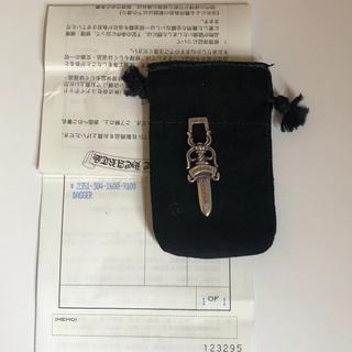 クロムハーツ(Chrome Hearts)のクロムハーツダガーネックレス(ネックレス)