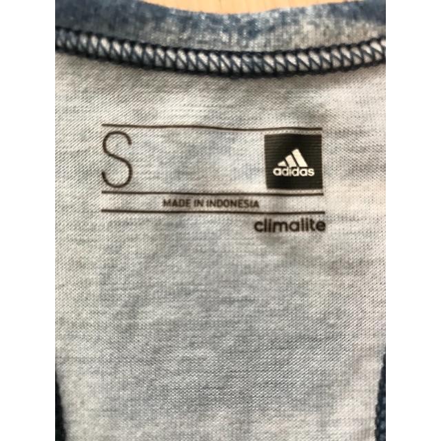 adidas(アディダス)のタンクトップ スポーツ/アウトドアのトレーニング/エクササイズ(ヨガ)の商品写真