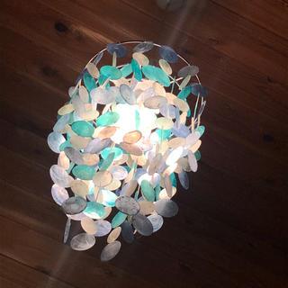 フランフラン(Francfranc)のFrancfranc フランフラン 照明 貝殻 シェル(天井照明)