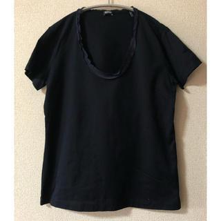 ジルサンダー(Jil Sander)のジルサンダーネイビー JIL SANDER NAVY カットソー(Tシャツ(半袖/袖なし))
