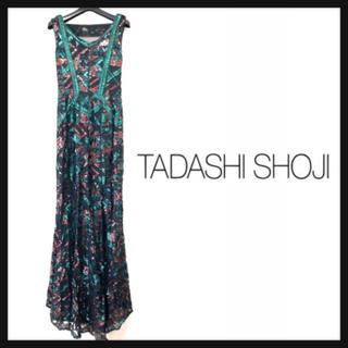 TADASHI SHOJI - 美品♡タダシショージ♡超ゴージャスドレス