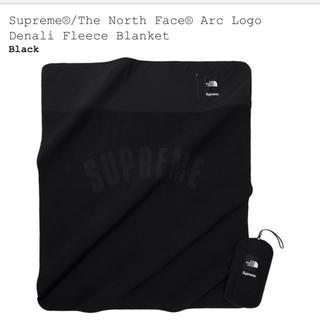 シュプリーム(Supreme)のsupreme the north face blanket black(毛布)