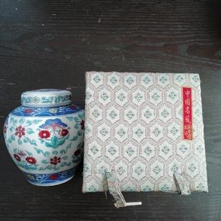 中国景徳鎮の茶壺(陶芸)