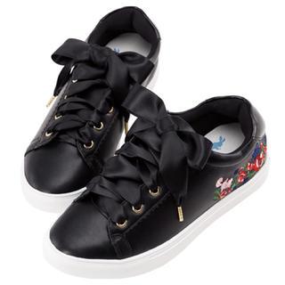 ディズニー(Disney)のGracegift xディズニー 台湾限定   アリスのスニーカー  靴 (スニーカー)