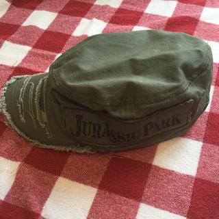 ユニバーサルエンターテインメント(UNIVERSAL ENTERTAINMENT)のジェラシックパーク 帽子(キャップ)