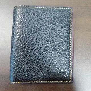 コーチ(COACH)のコーチ ミニ財布 二つ折り(折り財布)