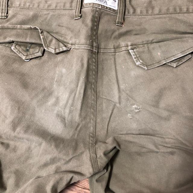 寅壱(トライチ)の寅壱スリム作業着上下セット メンズのパンツ(ワークパンツ/カーゴパンツ)の商品写真