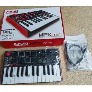 AKAI MPK mini MK2 美品(MIDIコントローラー)
