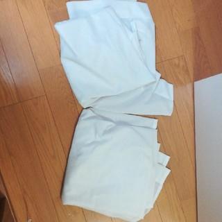 MUJI (無印良品) - 無印良品レースカーテン