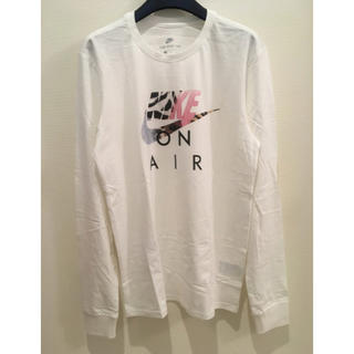 ナイキ(NIKE)のNIKE on air イベント Tシャツ 非売品(Tシャツ(長袖/七分))