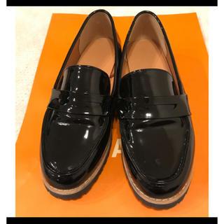 ジーユー(GU)のGU パテントローファー(ローファー/革靴)