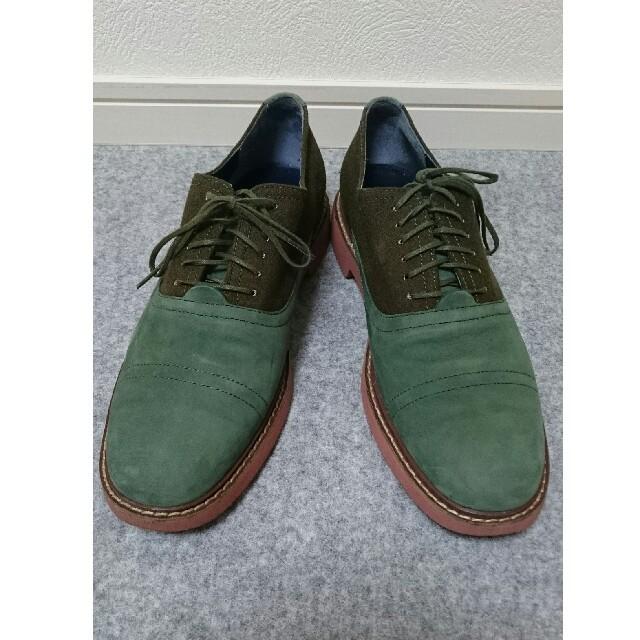Cole Haan(コールハーン)のコールハーン COLE HAAN AIR HARRISON EVA OX メンズの靴/シューズ(その他)の商品写真