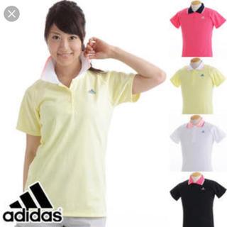 アディダス(adidas)のアディダス adidas F94329 半袖 ポロシャツ レディース(ポロシャツ)