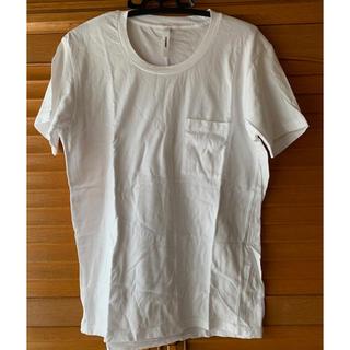 アタッチメント(ATTACHIMENT)のアタッチメント ホワイトポケットTシャツ(Tシャツ/カットソー(半袖/袖なし))