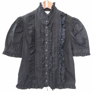 アトリエボズ(ATELIER BOZ)のラパン 半袖ブラウス(シャツ/ブラウス(半袖/袖なし))