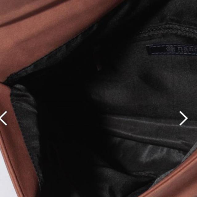 nano・universe(ナノユニバース)の【nano・universe】新品☆コンビネーションクラッチ メンズのバッグ(セカンドバッグ/クラッチバッグ)の商品写真