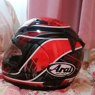 アライテント(ARAI TENT)のアライ フルフェイスヘルメット Astro IQ 59 60センチ(ヘルメット/シールド)