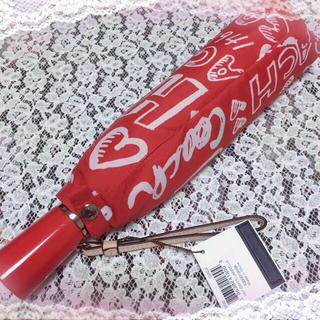 コーチ(COACH)の♡COACH 折りたたみ傘♡(傘)