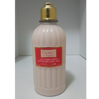 ロクシタン(L'OCCITANE)のL'OCCITANE ローズ ベルベットボディミルク250ml(ボディローション/ミルク)