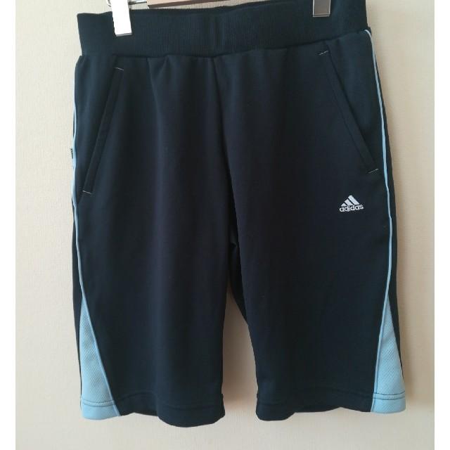 adidas(アディダス)のadidas アディダス ハーフパンツ Mサイズ スポーツ/アウトドアのトレーニング/エクササイズ(その他)の商品写真