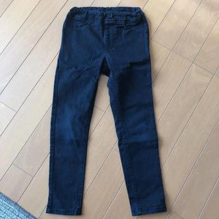 ジーユー(GU)のズボン 110サイズ ブラック GU(パンツ/スパッツ)