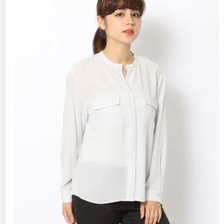 ボールジィ(Ballsey)のトゥモローランド  ボールジー シアーツイル フロントポケットシャツ(シャツ/ブラウス(長袖/七分))