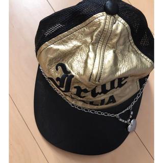 イリーデ(Ra Iride)のラ・イリーデ キャップ 帽子(キャップ)