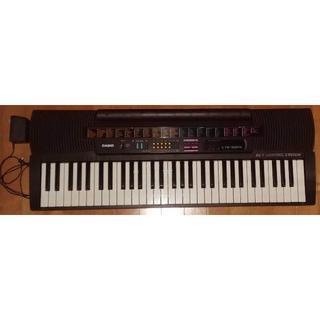 カシオ(CASIO)のCTK-520L CASIO 電子キーボード  ピアノ 鍵盤 送料無料 中古(キーボード/シンセサイザー)
