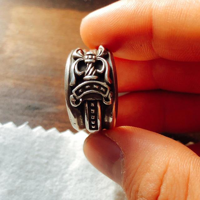 Chrome Hearts(クロムハーツ)のChrome Hearts ring メンズのアクセサリー(リング(指輪))の商品写真