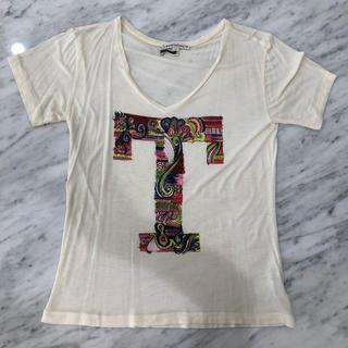 トゥエンティーエイトトゥエルブバイエスミラー(Twenty8Twelve by s.miller)のTWENTY8TWELVE by s.miller  Tシャツ(Tシャツ(半袖/袖なし))