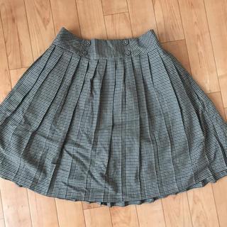 ジエンポリアム(THE EMPORIUM)のTHE EMPORIUM ギンガムチェック スカート(ひざ丈スカート)