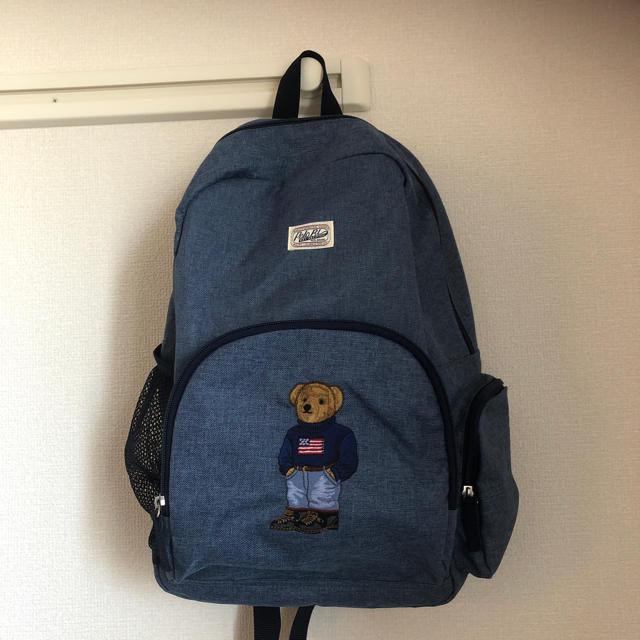 Ralph Lauren(ラルフローレン)のポロラルフローレン  リュック レディースのバッグ(リュック/バックパック)の商品写真
