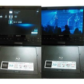 ソニー(SONY)のSONY ポータブルBD/DVDプレーヤー BDP-SX1 (ブルーレイプレイヤー)