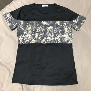 Tシャツ 黒 ブラック ロック(Tシャツ/カットソー(半袖/袖なし))