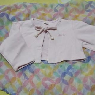 ベビーディオール(baby Dior)のbaby Dior 80 上着 ボレロ ✨(カーディガン/ボレロ)