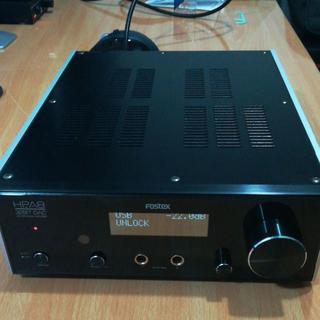 【美品】FOSTEX HP-A8(パワーアンプ)