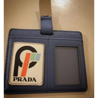 プラダ(PRADA)の SIS様専用 PRADA バッジホルダー(マネークリップ)