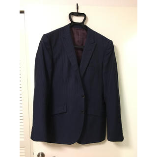 TETE HOMME - ②tete home 春夏スーツ ネイビーストライプ