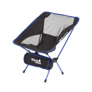 Naturalwood キャンプ 椅子 アウトドア チェア 折り畳み椅子 軽(折り畳みイス)