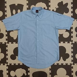 アイトス(AITOZ)のAITOZ 襟付き半袖シャツ サックスとピンク1枚ずつ タクロー様専用(シャツ)