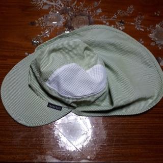モンベル(mont bell)ののりぞうさま専用 モンベル 子供用 帽子 51~54センチ(帽子)