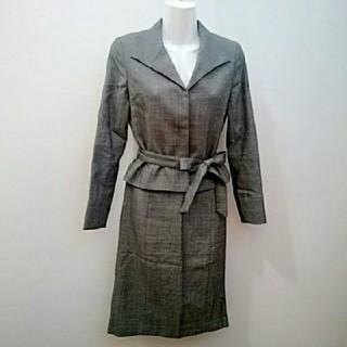 ナチュラルビューティーベーシック(NATURAL BEAUTY BASIC)のナチュラルビューティーベーシック ジャケット×タイトスカートスーツ 送料無料(スーツ)