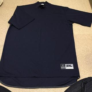ナイキ(NIKE)のNIKE。ベースボールアンダー。Tシャツ。2枚セット(ウェア)